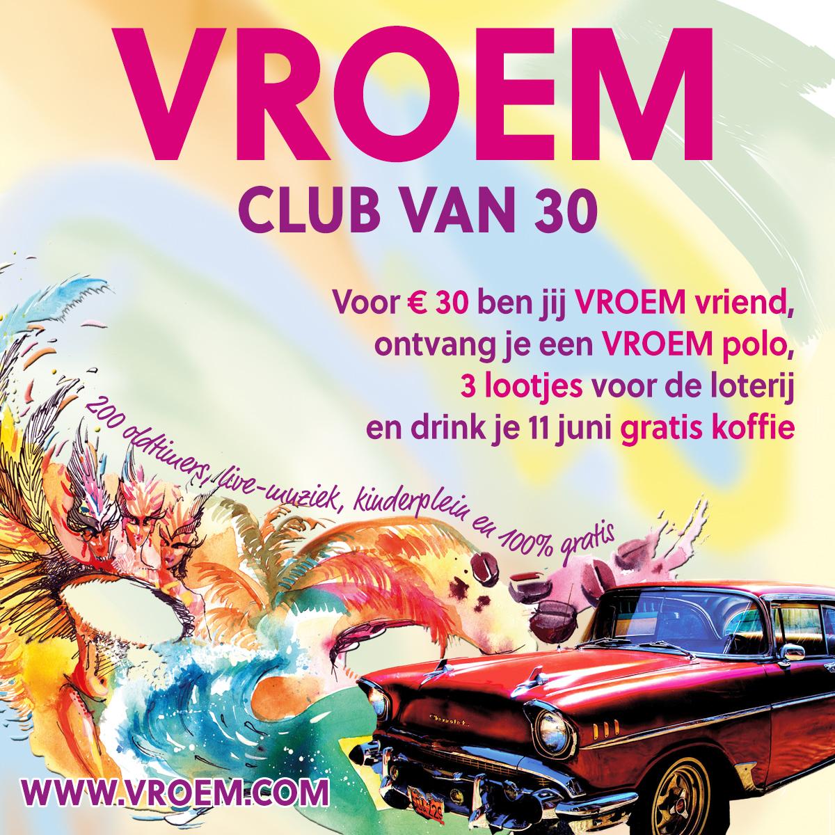 Club van 30